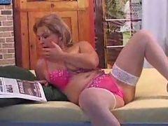 Real Mature Lady Next Door