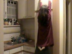Gisela striptease