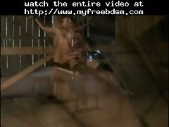 Guy Binds Sluts With Rope And Lick Cunts BDSM Bondage S