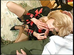 Russian mature M S C #011 Tira