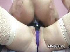 Busty Babe Lavender Rayne Gets Fucked By A Horny Milf