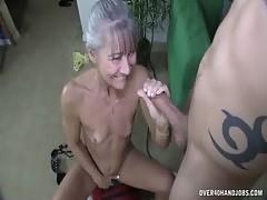 Granny&#039 s Sex Toy