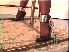 Stairway Bondage