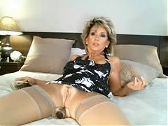 Step mom seduces