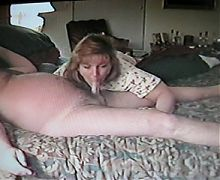 Sweet yummy mom with nice boobs guy
